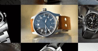 Il est midi exactement, pile l'heure de recycler votre montre !