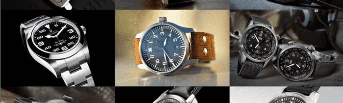 Recyclage des montres