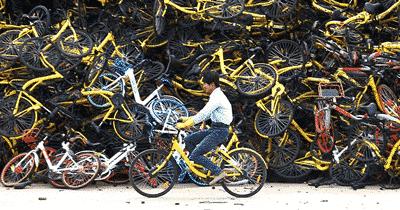 Amis de la petite reine, réparez ou recyclez votre vieux vélo