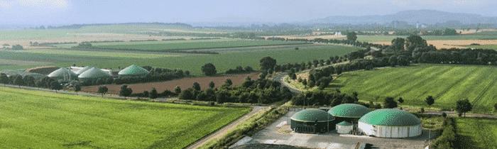 Recyclage et méthanisation des bio-déchets