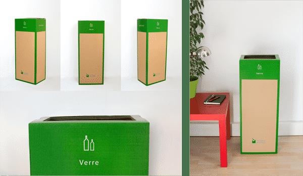 Recyclage du Verre en entreprise