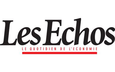 Les Echos – Les Joyeux Recycleurs – Article de presse