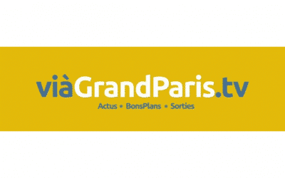 Via Grand Paris TV – Les Joyeux Recycleurs – Interview