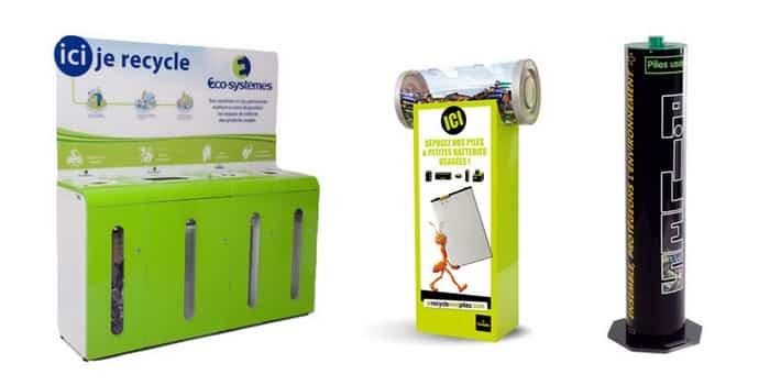 Recyclage à Paris - Eco Organismes 2