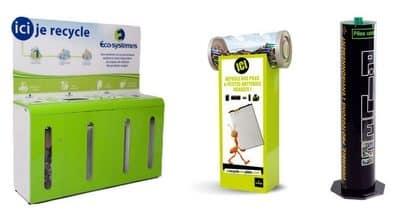 Eco-organismes, champions du recyclage