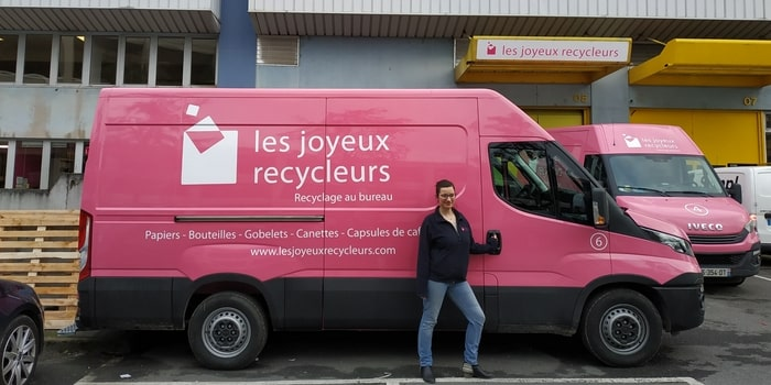 Recyclage en entreprise - Virginie2