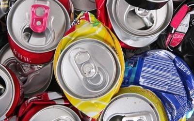 Recyclage en entreprise - recyclage des canettes
