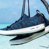 Fabriquer des chaussures à partir du plastique jeté dans l'océan