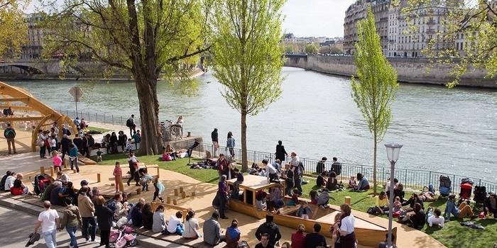 Recyclage a Paris - Bureau apéro zéro déchet