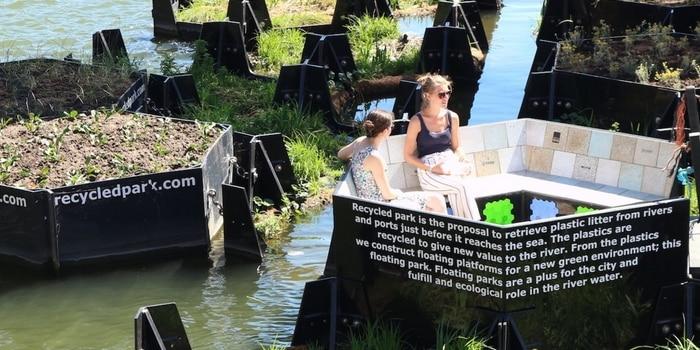 4 - Recyclage déchets plastique ville