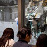 Recyclage insolite au Japon… manger avec vue sur un centre de tri !