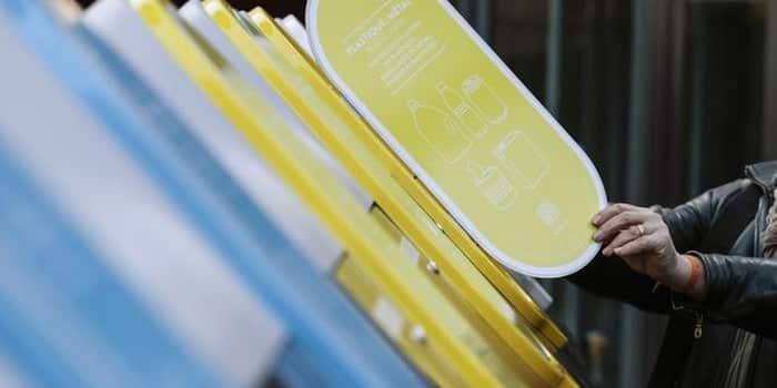 Recyclage à Paris - Tri sélectif, poubelles jaunes, recyclage 2