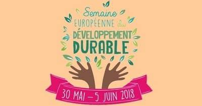 La semaine du développement durable s'installe à Paris !