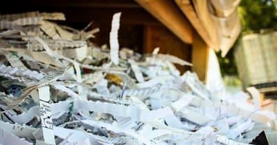 Recyclage des papiers confidentiels en entreprise, mode d'emploi