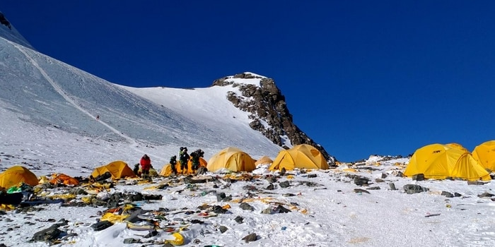 Idée Verte - Recyclage Everest, déchets 2