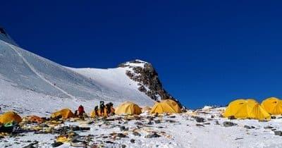 Recyclage en haute altitude : l'Everest à la chasse aux déchets
