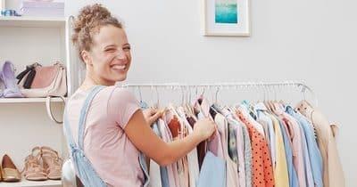 Recyclage, revente, don… Que faire de vos vieux vêtements ?