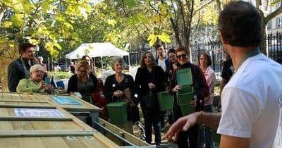 Compost collectif : Paris s'engage dans la réduction des déchets