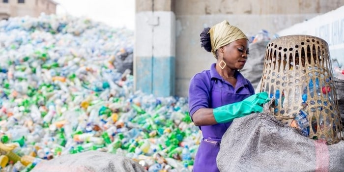 Recyclage en entreprise - Wecyclers, Nigéria, recyclage déchets