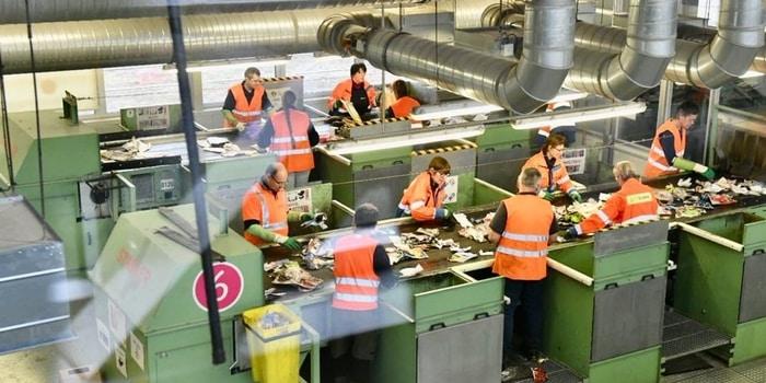 Recyclage Paris - Grand défi syctom , tri déchets 2