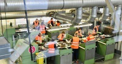 A Paris, la modernisation des centres de tri est en marche !