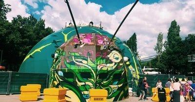 Le Street art débarque à paris pour défendre l'écologie et la place de la nature en ville