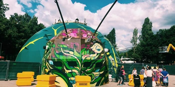 Reyclage Paris - Exposition street art, stalingrad, récupération, environnement (dans)