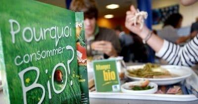 Végétarien et bio à la cantine, où en est-on ?