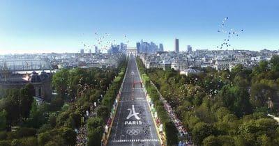 Les Jeux Olympiques de Paris 2024 : objectif neutralité carbone fixé par la ville de Paris !