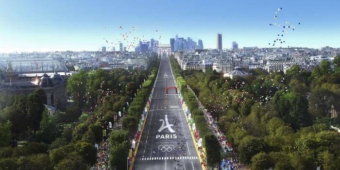 Recyclage Paris - Paris 2024, Jeux Olympiques, développement durable 2