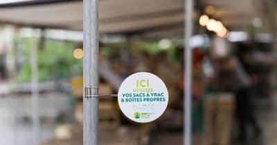 """Inauguration de la première rue dédiée au """"zéro déchet"""" à Paris. Et c'est une vraie réussite !"""