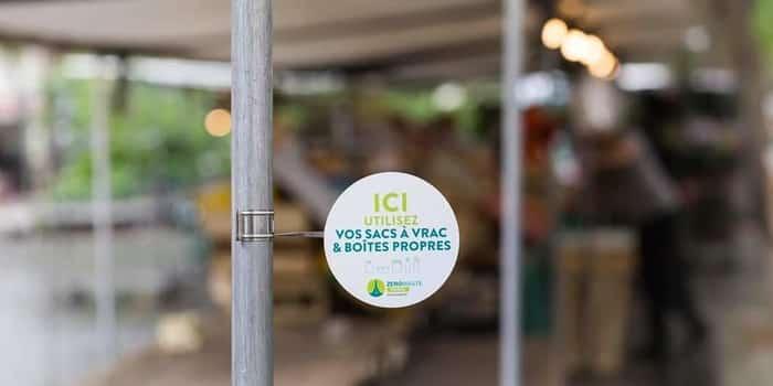 Recyclage Paris - rue zéro déchet