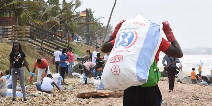 Recyclage entreprise - plastique Ghana 2