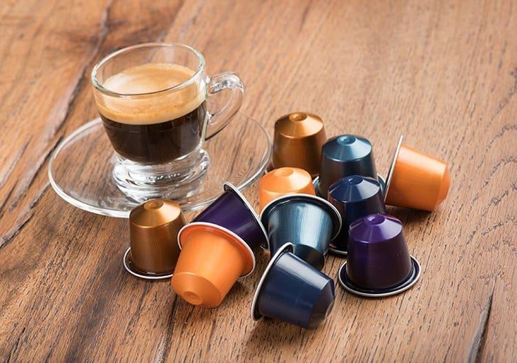Recyclez vos capsules Nespresso, Senseo