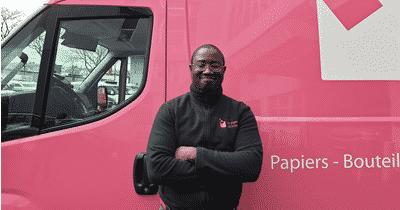 A la rencontre de Babacar, le tout premier collecteur parisien des Joyeux Recycleurs !