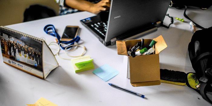 Recyclage au bureau Les Joyeux Recycleurs2