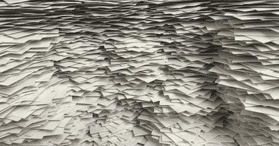 En France, le tri et le recyclage des papiers au bureau sont sur la bonne voie !
