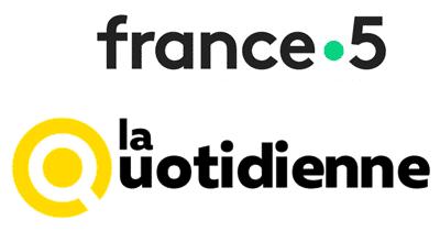 France 5 – Les Joyeux Recycleurs – Emission La Quotidienne