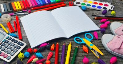 Fournitures scolaires, livres etc. Lancez l'année sous le signe de la récup', du recyclage et de la solidarité.
