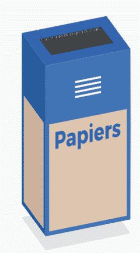 Comment trier le papier ?