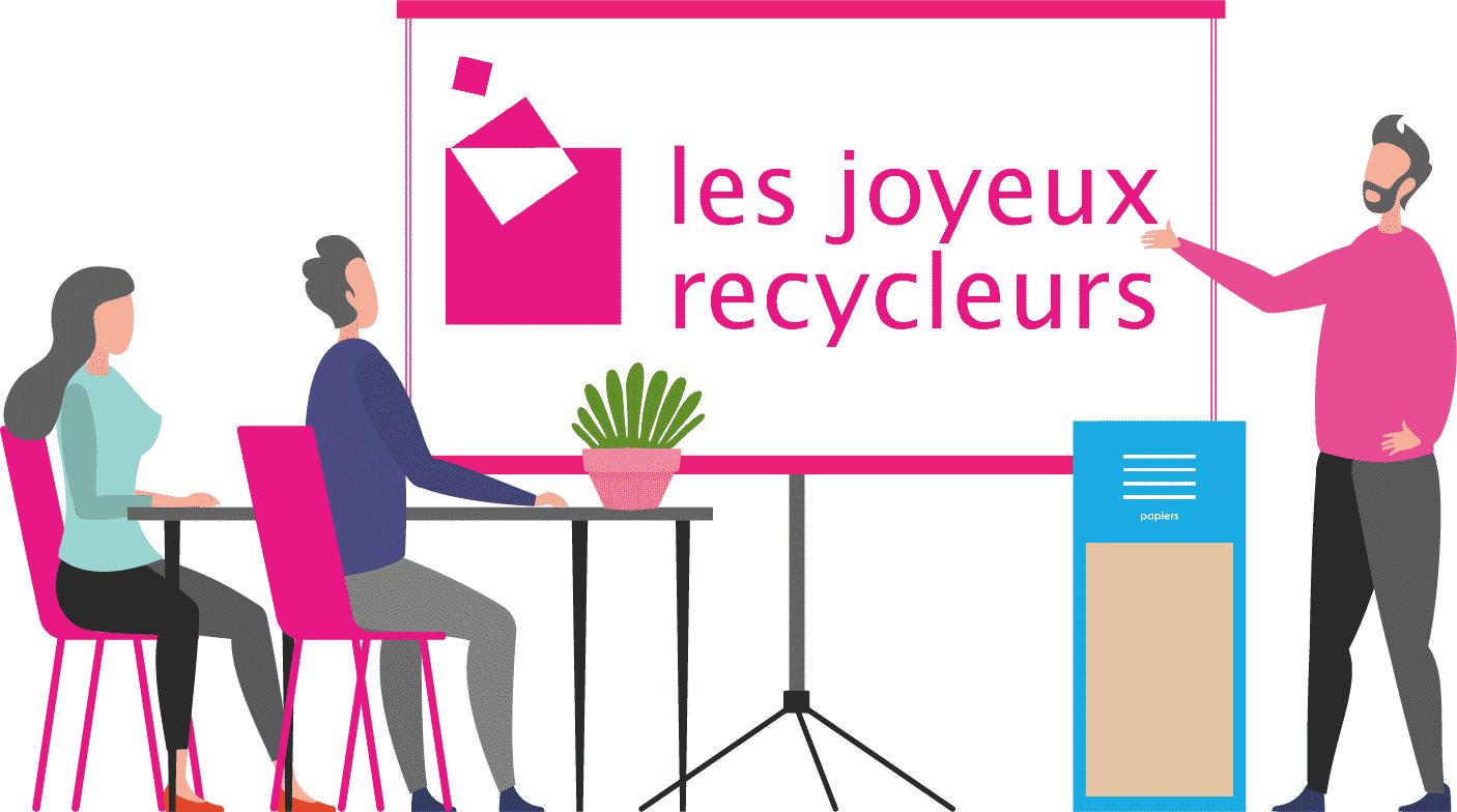 Comment recycler le papier ?