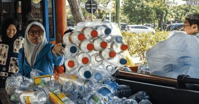Payer son ticket de transport avec ses déchets… à travers le monde ?