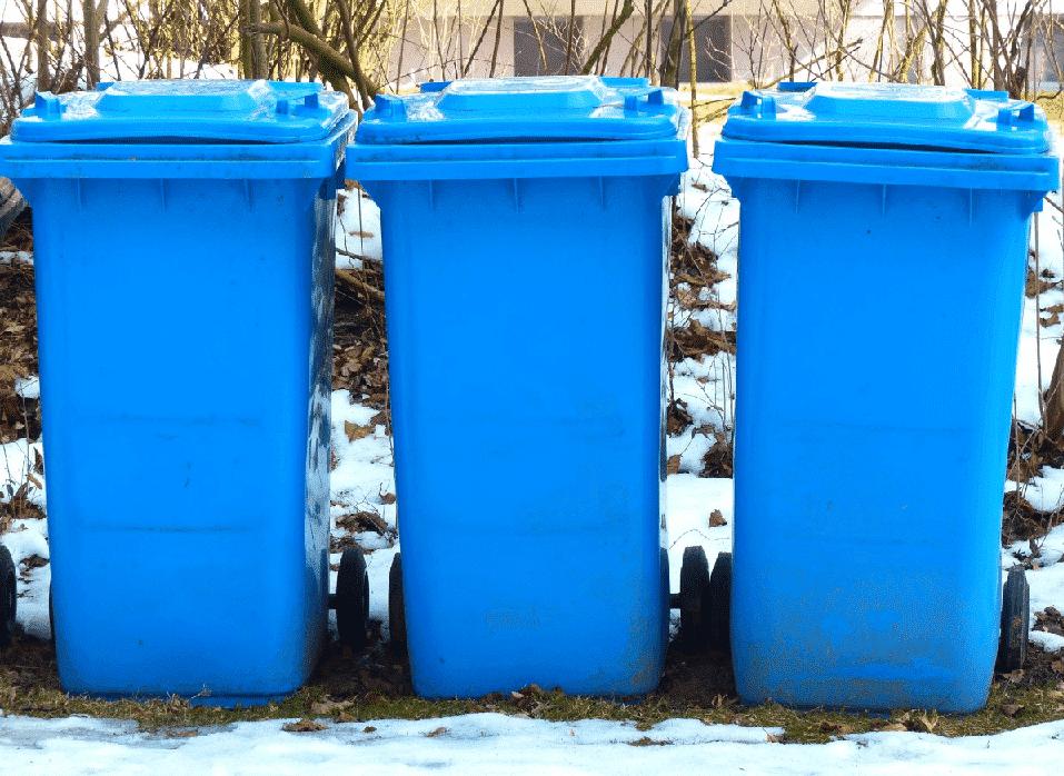 Que jeter dans la poubelle bleue ?