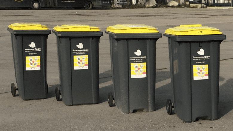Que jeter dans la poubelle jaune ?