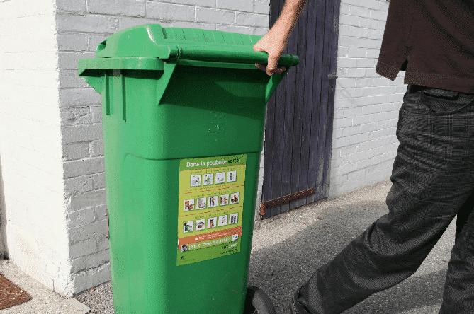 Que jeter dans la poubelle verte ?